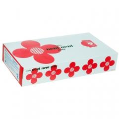 Nepia Nepi Nepi Mate Бумажные двухслойные салфетки 150шт