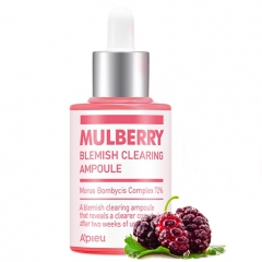 A'pieu Mulberry Blemish Clearing Ampoule Сыворотка с экстрактом шелковицы 30мл