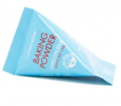 Etude House Baking Powder Crunch Pore Scrub Скраб для лица с содой в пирамидках 1шт