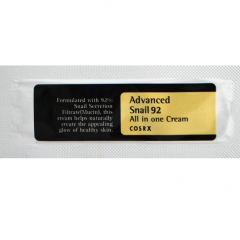 Cosrx Advanced Snail 92 All in One Cream Высокоактивный крем с муцином улитки (тестер) 1шт