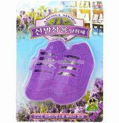 Sandokkaebi Ароматизатор-поглотитель запаха для обуви (Лаванда) 4г