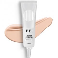 A'pieu Luster Lighting BB Cream ББ-крем с эффектом сияния SPF30 PA++ 20г