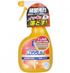Daiichi Funs Orange Boy Сверхмощный очиститель для дома с ароматом апельсина 400мл
