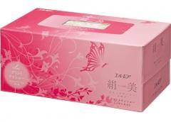 Kami Shodji Ellemoi Sacura Премиум бумажные двухслойные салфетки (Розовые) 200шт