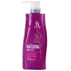 Kerasys Naturing Volumizing Conditioner Кондиционер для объема волос с морскими водорослями 500мл