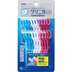 Lion Clinica Y-образная зубная нить 18шт