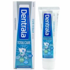 Lion Dentrala Total Care Greenmint Зубная паста - прохладная мята 120г