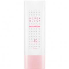 A'pieu Power Block Tone Up Sun Base Pink SPF50+/PA Осветляющая солнцезащитная база под макияж 50мл