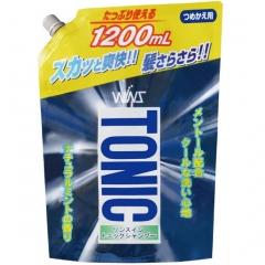 Wins Tonic Тонизирующий шампунь с ополаскивателем 1200мл