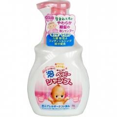 Gyunyu Sekken Кьюпи Детский пенящийся шампунь для волос (подходит для новорожденных) 350 мл