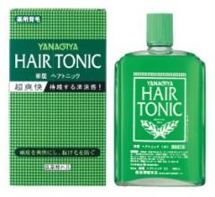 Yanagiya Hair Tonic Тоник против выпадения волос 240мл