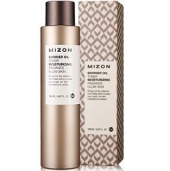 Mizon Barrier Oil Toner Тонер с маслом оливы, повышающий защитный барьер кожи 150мл
