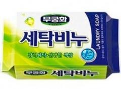 Mukunghwa Traditional Laundry Soap Хозяйственное мыло для удаления пятен 230г