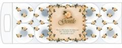 Gotaiyo Gentle Трехслойная туалетная бумага с ароматом «Европы» в индивидуальной упаковке 10шт