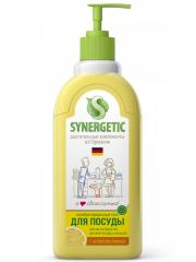 Synergetic Лимон Концентрированное средство для мытья посуды и фруктов 500 мл