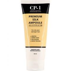 Esthetic House CP-1 Premium Silk Ampoule Несмываемая сыворотка с протеинами шелка 150мл