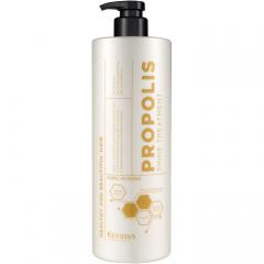 Kerasys Propolis Shine Treatment Восстанавливающая маска для волос с прополисом 1000мл