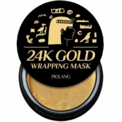 Esthetic House Piolang 24k Gold Wrapping Mask Маска для лица с 24-каратным золотом 80мл