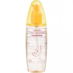 Flor de Man Keratin Hair Coating Essence Восстанавливающая эссенция с протеинами шелка 100мл