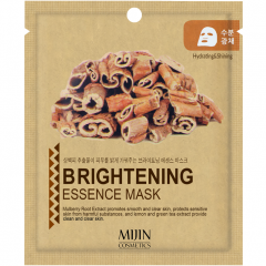 Mijin Brightening Essence Mask Маска для лица тканевая осветляющая 25г