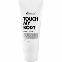 Esthetic House Touch My Body Goat Milk Hand Cream Крем для рук с козьим молоком 100мл