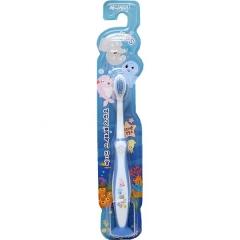 Medicare BbokBboki Toothbrush Зубная щетка с закругленными щетинками с 3-х лет (мягкая)