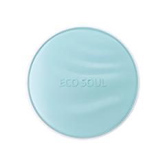 The Saem Eco Soul Essence Cushion Matt Longwear Матирующий тональный крем-кушон 15г