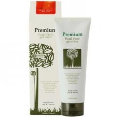 Haken Premium Pearl Pure Pure Gel Color Маникюр для волос с тонирующим эффектом 220г