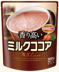 Meito Milk Cocoa Powder Натуральный какао с молоком 300г