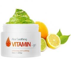 The Skin House Aloe Soothing Vitamin Gel Витаминный крем-гель с экстрактом алоэ 50мл