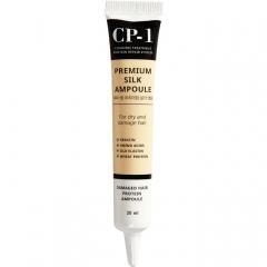 Esthetic House CP-1 Premium Silk Ampoule Несмываемая сыворотка с протеинами шелка 20мл
