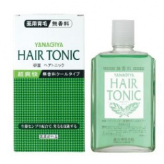 Yanagiya Hair Tonic Тоник для роста волос 240мл