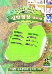 Sandokkaebi Ароматизатор-поглотитель запаха для обуви (Лесной) 4г