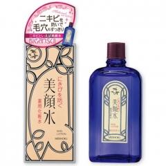 Meishoku Bigansui Skin Lotion Лосьон для проблемной кожи лица 80мл