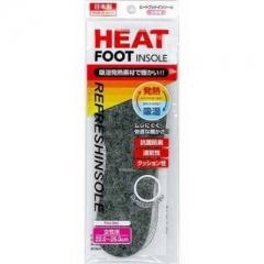 Fudo Kagaku Heat Foot Insole Женские теплосберегающие стельки с дезодорирующим эффектом (22-25 см) 1