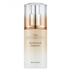Missha Time Revolution Nutritious Essence Питательная эссенция для сухой и тусклой кожи 40мл