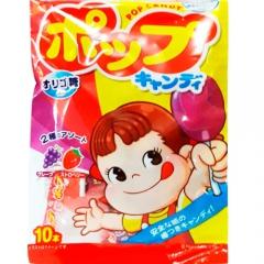 Fujiya Pop Candy Pop Candy Фруктовые леденцы на палочке 122г