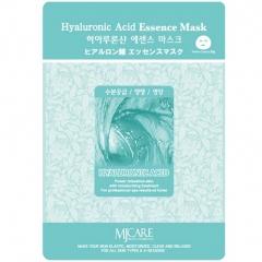 Mijin Hyaluronic Acid Essence Mask Тканевая маска с гиалуроновой кислотой 1шт
