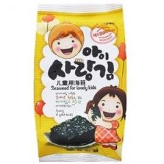 Humanwell Seaweed For Lovely Kids Морская капуста для детей (без добавок) 4г