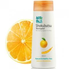 Lion Shokubutsu Пенка для тела с маслом Апельсина 220мл