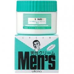 Utena Men's Крем после бритья с ланолином и витамином В6 увлажняющий, заживляющий 60г