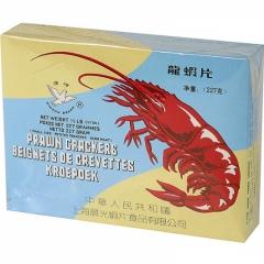 Real Tang Prawn Crackers Креветочные чипсы 227г