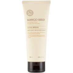 The Face Shop Mango Seed Silk Moisturizing Cleansing Foam Пенка для умывания с манго 150мл