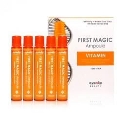 Eyenlip First Magic Ampoule Vitamin Высококонцентрированная сыворотка с витаминами 13мл*5шт