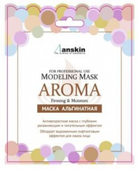 Anskin Aroma Modeling Mask Антивозрастная питательная альгинатная маска (саше) 25г