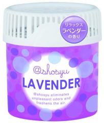 Kokubo Поглотитель неприятного запаха в виде гелевых шариков с ароматом лаванды 150 г