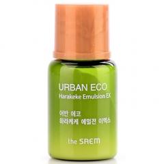 The Saem Urban Eco Harakeke Emulsion EX Эмульсия с экстрактом новозеландского льна (миниатюра) 5мл