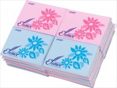 Kami Shodji Ellemoi Бумажные двухслойные платочки 20пачек