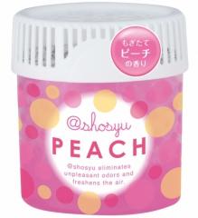 Kokubo Поглотитель неприятного запаха с ароматом персика 150г