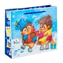 GiftPack Сладкие подарки Пакет ламинат горизонтальный, 14х11х5см